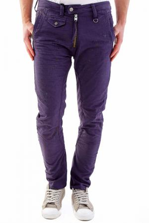 Pants Absolut Joy. Цвет: blue purple