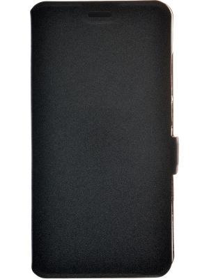 Чехол-книжка для ZTE Blade X3 Prime. Цвет: черный