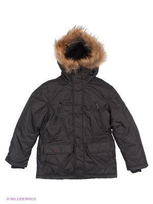 Куртка BOOM. Цвет: черный