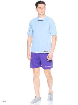 Шорты Patrick. Цвет: фиолетовый