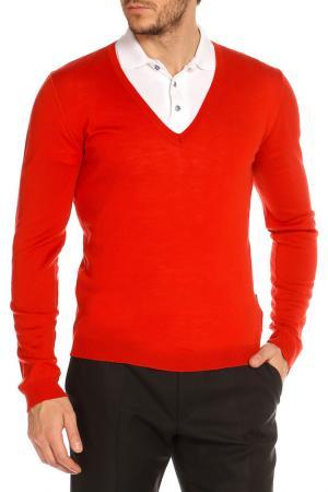 Пуловер Strellson. Цвет: оранжевый