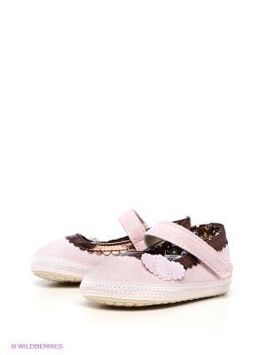 Туфли Senbodulun. Цвет: розовый