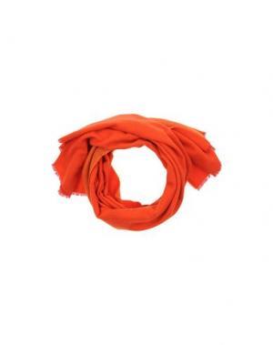 Палантин ARTE. Цвет: оранжевый