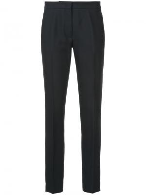 Зауженные брюки Derek Lam. Цвет: чёрный
