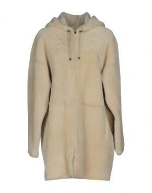 Куртка ENES. Цвет: слоновая кость