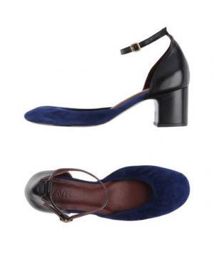 Туфли AVRIL GAU. Цвет: темно-синий