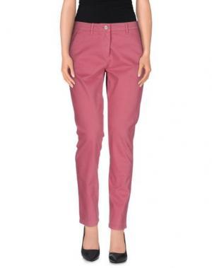 Повседневные брюки BROOKSFIELD. Цвет: светло-фиолетовый