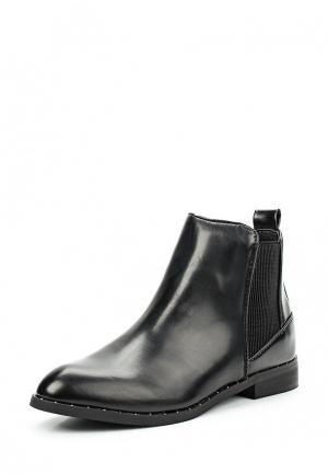 Ботинки Dazawa. Цвет: черный