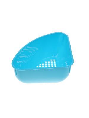 Органайзер для губок Migura. Цвет: голубой