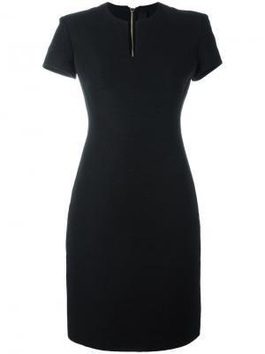 Классическое платье Gareth Pugh. Цвет: чёрный