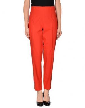 Повседневные брюки XII XLIX par ROMEO GIGLI. Цвет: красный