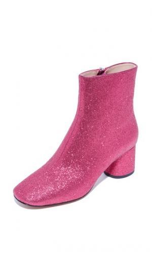 Ботильоны Valentine Marc Jacobs. Цвет: розовый