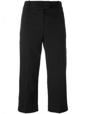 Укороченные брюки Ivy Dondup. Цвет: чёрный