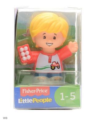Little People Базовые Фигурки в ассортименте Mattel. Цвет: розовый, бледно-розовый, фуксия