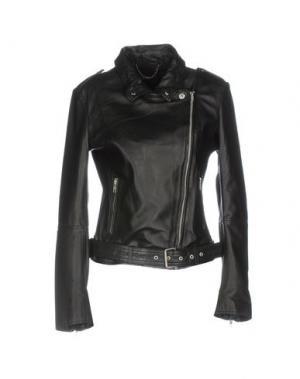 Куртка MUUBAA. Цвет: черный