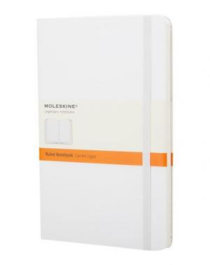 Записная книжка MOLESKINE. Цвет: белый