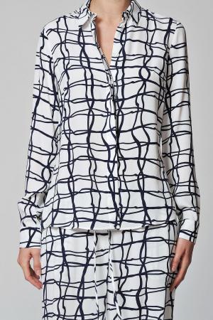 Блузка V156179S-1254C12 VASSA&Co