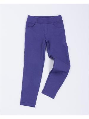 Брюки Mark Formelle. Цвет: фиолетовый