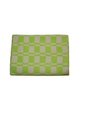 Одеяла Шерстяно-суконная фабрика. Цвет: салатовый