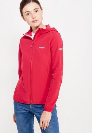 Куртка Regatta. Цвет: розовый