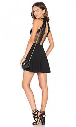 Платье gimmie more NBD. Цвет: черный