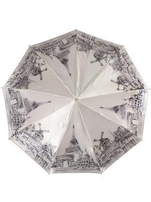 Зонт Zest. Цвет: кремовый, бежевый