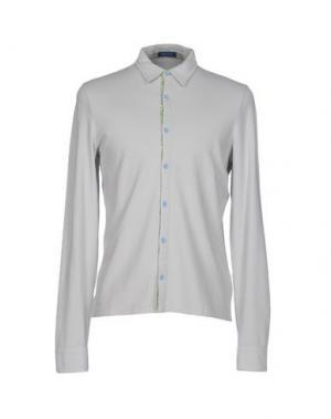 Pубашка DIMATTIA. Цвет: светло-серый
