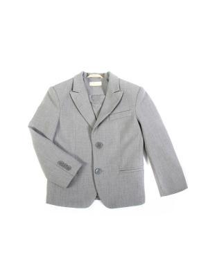 Пиджак Stillini. Цвет: светло-серый