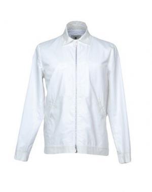 Куртка KIRED. Цвет: белый