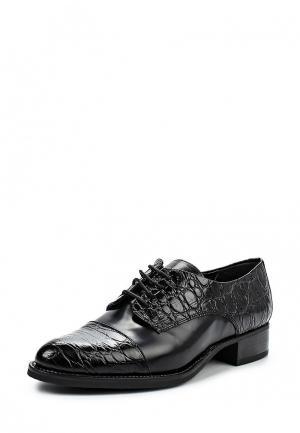 Ботинки Natalia Blanco. Цвет: черный