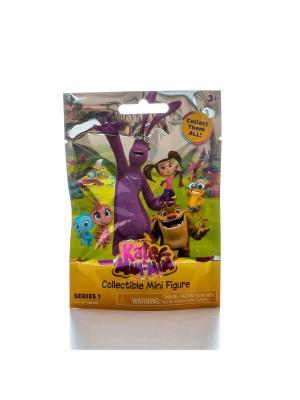Игрушка Катя и Мим-Мим, Мини фигурки в специальной упаковке, ассорт. Kate & MimMim. Цвет: розовый