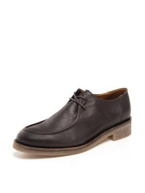 Ботинки THOMAS MUNZ. Цвет: серый