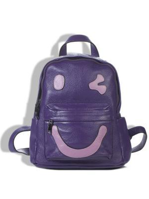 Рюкзак AnnA Wolf. Цвет: темно-фиолетовый, сиреневый, фиолетовый