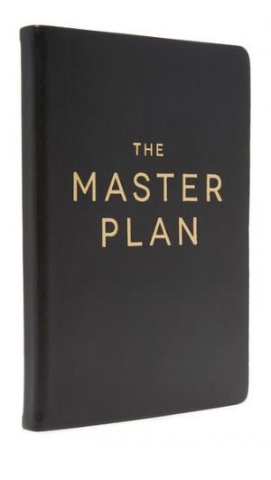 Книга для записей Master Plan Gift Boutique