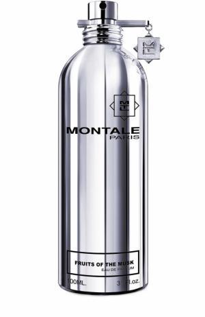 Парфюмерная вода Fruits Of  Musk Montale. Цвет: бесцветный