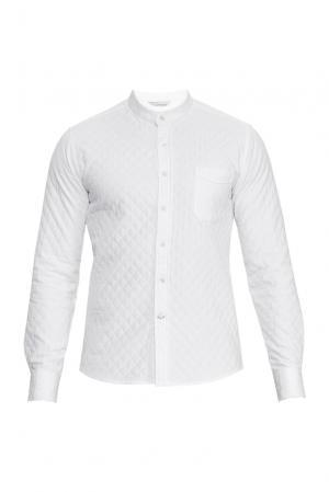 J2nd Рубашка из хлопка 159313 J'2nd. Цвет: белый