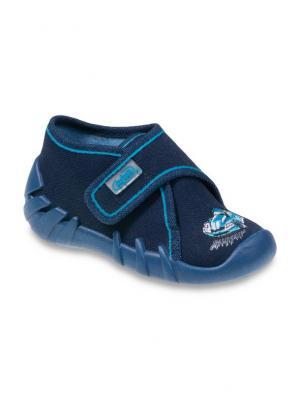 Ботинки Befado. Цвет: синий