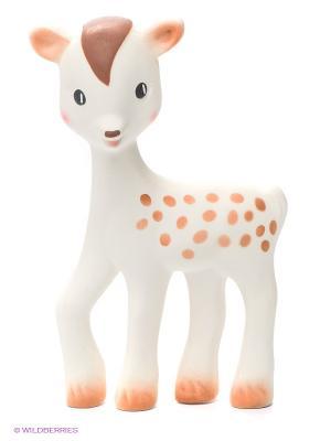 Игрушка Олененок Фанфан Sophie la girafe. Цвет: белый