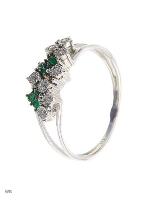 Ювелирные кольца FRESH Jewelry. Цвет: серебристый