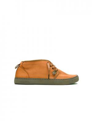 Обувь Satorisan. Цвет: рыжий
