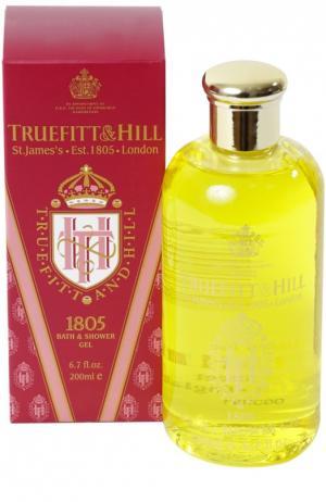 Гель для ванны и душа 1805 Truefitt&Hill. Цвет: бесцветный