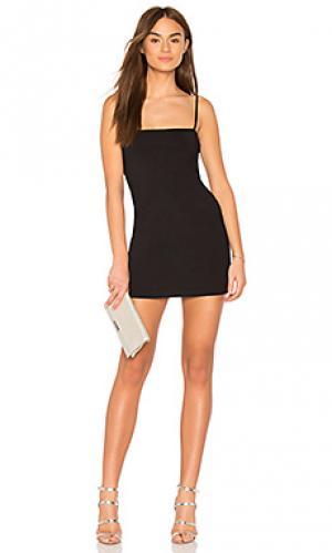 Платье laurie Susana Monaco. Цвет: черный