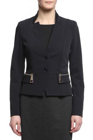 Пиджак XS MILANO. Цвет: темно-синий
