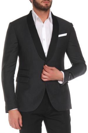 Куртка Neil Barrett. Цвет: серый