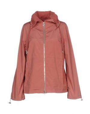 Куртка HETREGO'. Цвет: пастельно-розовый