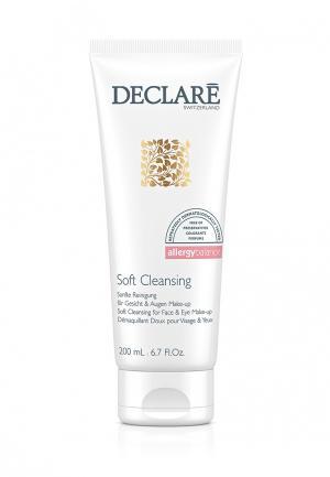 Гель для очищения и удаления макияжа Declare. Цвет: белый