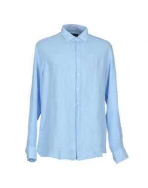 Pубашка I.D.I.B.. Цвет: небесно-голубой