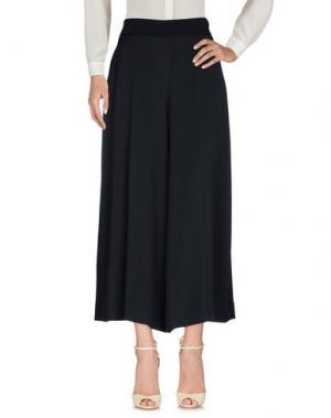 Повседневные брюки MARELLA. Цвет: черный