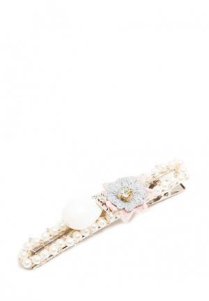Заколка Kameo-Bis. Цвет: белый