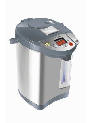 Термопот MAXIMA MTP-M058D (Серый). Цвет: серый, серебристый